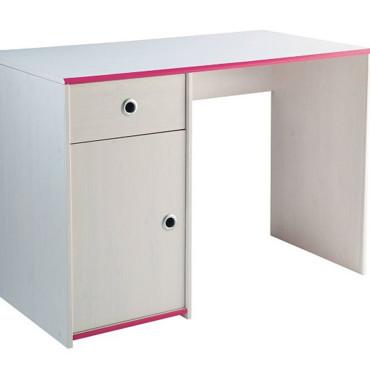 bureau pour fille but visuel 3. Black Bedroom Furniture Sets. Home Design Ideas