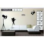 chambre deco cinema