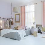 chambre deco nordique. Black Bedroom Furniture Sets. Home Design Ideas