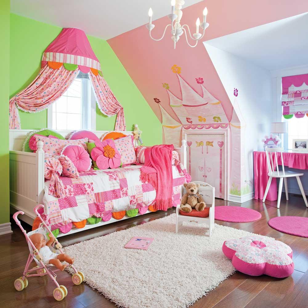 Chambre deco princesse - Deco chambre princesse ...