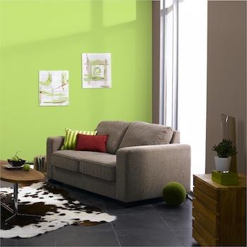 Chambre deco vert et gris - Chambre vert et gris ...