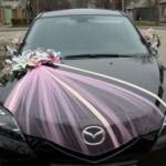 comment faire decoration voiture mariage