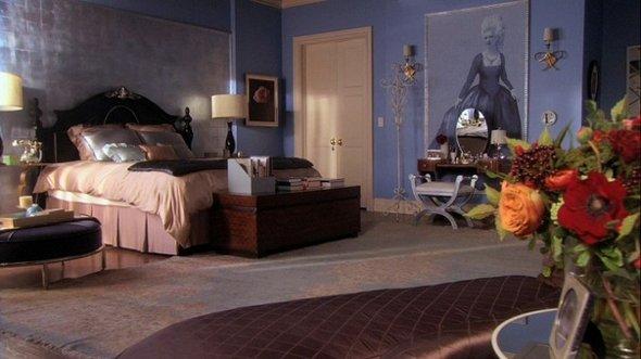 Deco Chambre Blair Waldorf