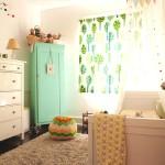 deco chambre fille vintage