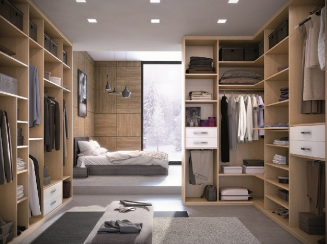 deco chambre parentale avec salle bain dressing visuel 6. Black Bedroom Furniture Sets. Home Design Ideas