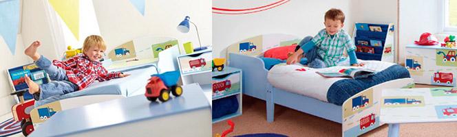 deco chambre theme pompier visuel 8. Black Bedroom Furniture Sets. Home Design Ideas