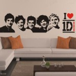 deco de chambre one direction