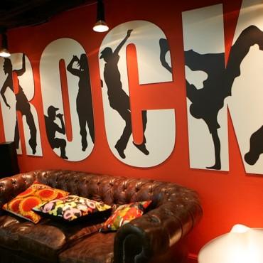 deco de chambre rock n roll visuel 7. Black Bedroom Furniture Sets. Home Design Ideas
