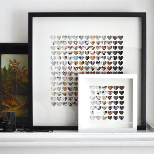 Deco tableau a faire soi meme visuel 9 - Decoration cadre photo a faire soi meme ...