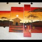 decoration africaine a faire soi meme
