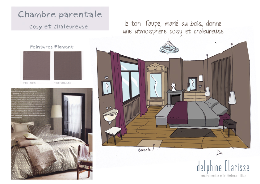 decoration chambre 12 m2