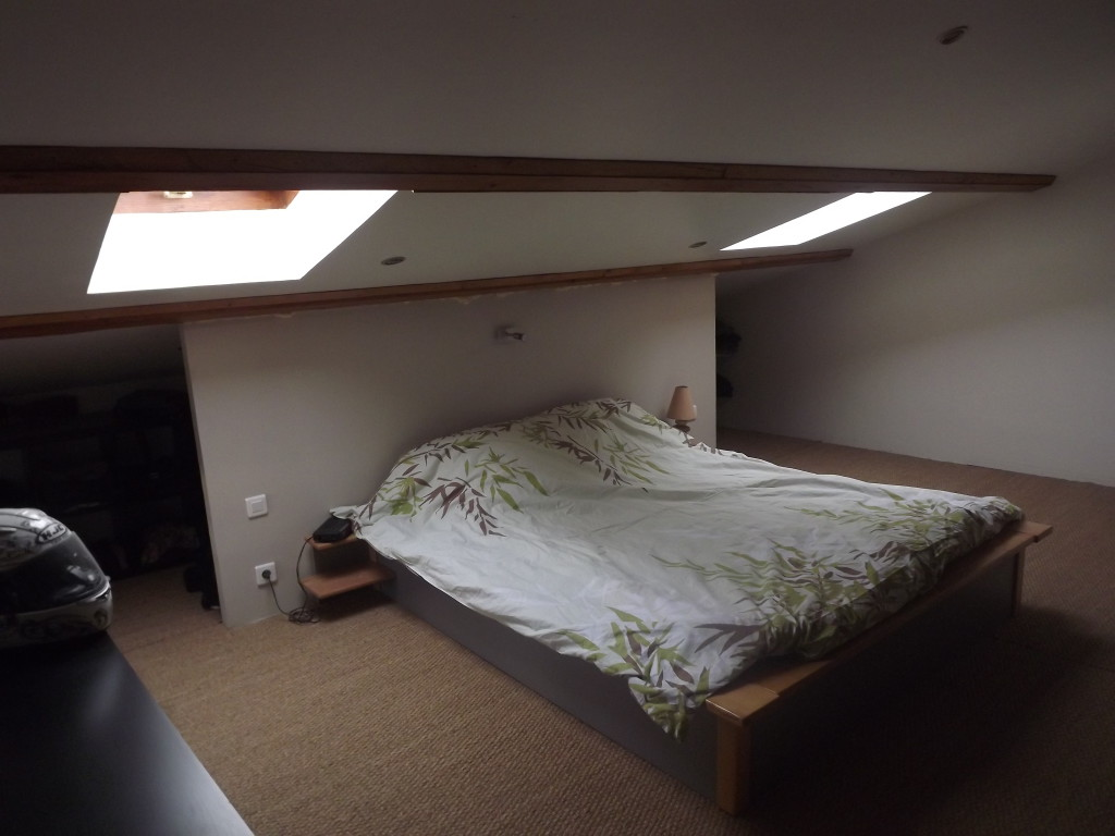 Decoration Chambre Adulte Sous Pente U2013 Visuel #4. «