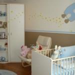 decoration chambre bebe espace