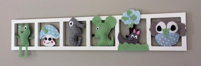 decoration chambre bebe fait main - visuel #4