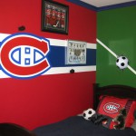 decoration chambre canadiens montreal