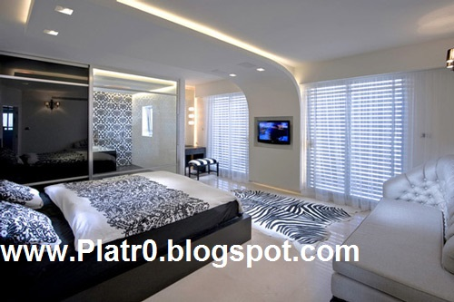 Decoration Platre Chambre. Simple Decoration Faux Plafond Chambre ...