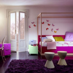 decoration chambre de fille adulte