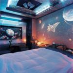 decoration chambre espace