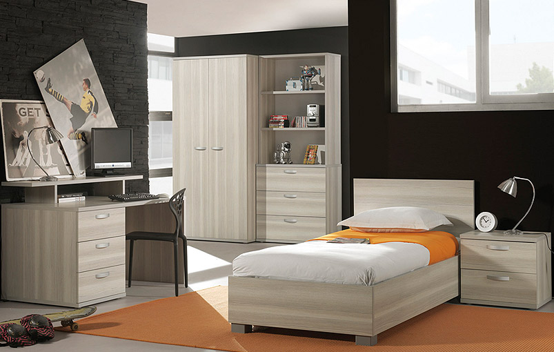 decoration chambre garcon adulte visuel 8. Black Bedroom Furniture Sets. Home Design Ideas