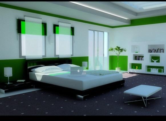 Decoration Chambre Interieur - Visuel #7