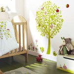 decoration chambre theme nature