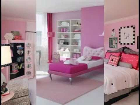 decoration de chambre a coucher fille visuel 2. Black Bedroom Furniture Sets. Home Design Ideas