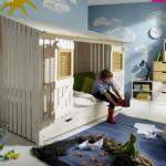 decoration de chambre de fille de 9 ans