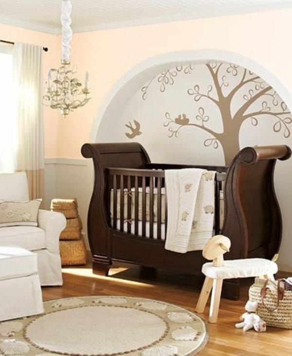 decoration originale chambre bebe - visuel #4
