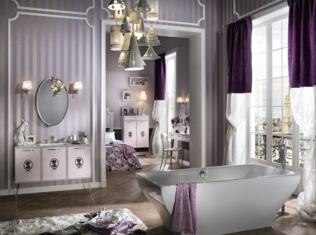 Decoration pour chambre baroque visuel 6 - Chambre deco baroque ...