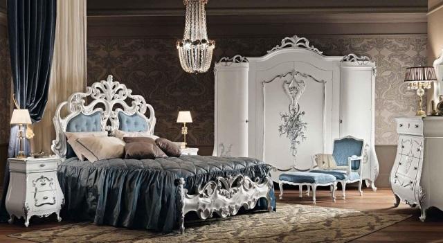 Decoration pour chambre baroque visuel 7 - Chambre deco baroque ...
