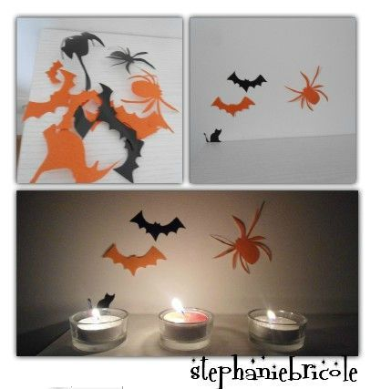 decorations d halloween a faire soi meme visuel 1. Black Bedroom Furniture Sets. Home Design Ideas