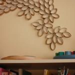 fabriquer deco murale