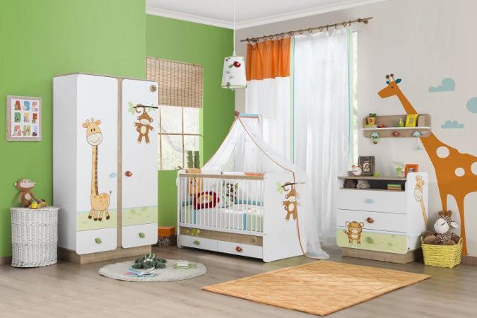 Idee deco chambre bebe safari visuel 3 - Idee chambre bebe deco ...