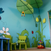 idee deco chambre bebe theme jungle
