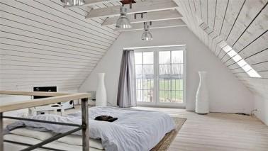 Idee Deco Chambre Mansarde. Amazing Idee Decoration Chambre Fille Un ...