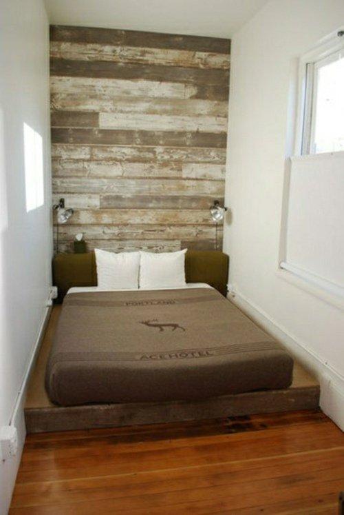 idee deco pour petite chambre adulte - visuel #8