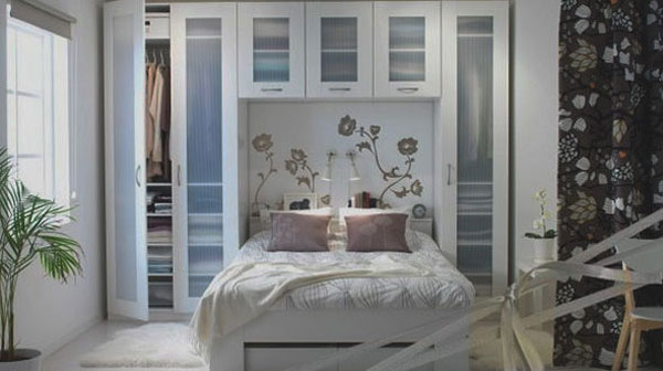 idee deco pour petite chambre adulte. Black Bedroom Furniture Sets. Home Design Ideas