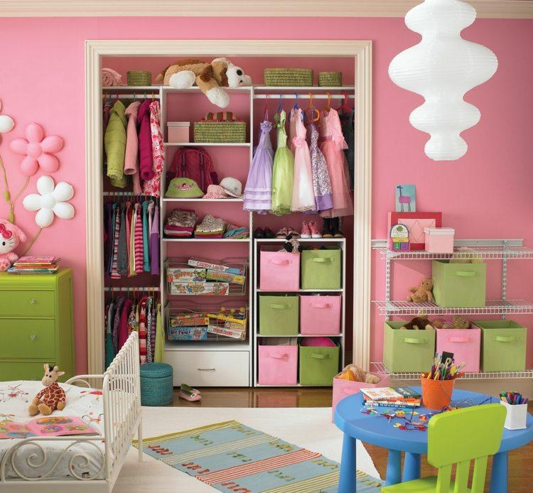 Idee deco rangement chambre fille visuel 8 for Idee deco chambre fille 8 ans