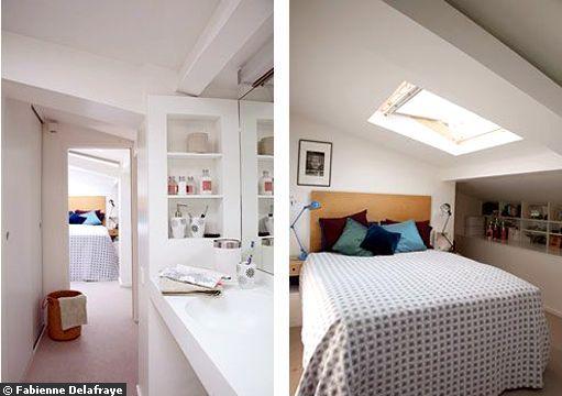 idee rangement dans petite chambre visuel 7. Black Bedroom Furniture Sets. Home Design Ideas