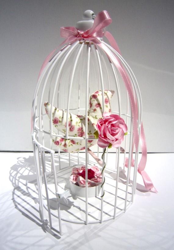 Petite Cage A Oiseaux Decorative