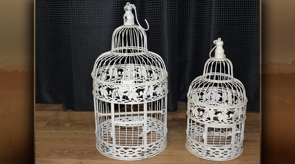 Petite cage oiseaux decorative for Petite cage a oiseaux decorative