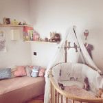 photo chambre bebe fille