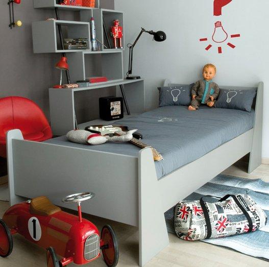 Best Chambre Garcon 6 Ans Contemporary - Design Trends 2017 ...