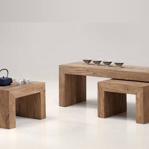 bout de lit en bois visuel 3. Black Bedroom Furniture Sets. Home Design Ideas
