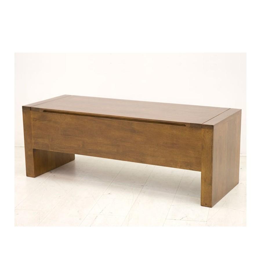 bout de lit en bois visuel 6. Black Bedroom Furniture Sets. Home Design Ideas