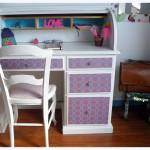 bureau pour fille de 9 ans