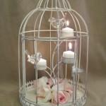 cage oiseaux pour deco