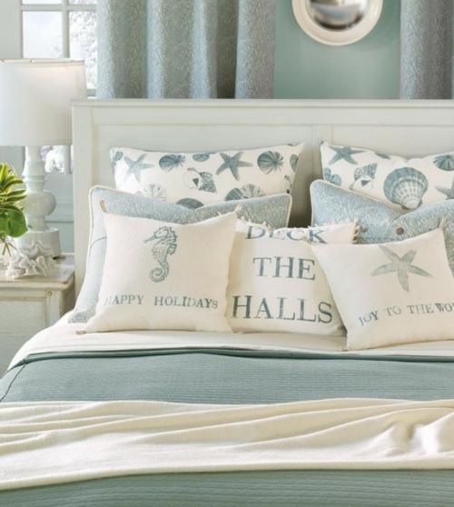 Chambre decor marin for Decoration chambre style marin