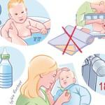 comment faire baisser temperature chambre bebe