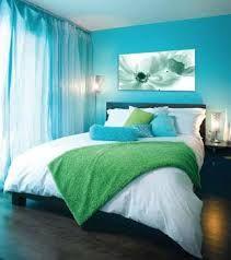 deco chambre ado bleu turquoise - visuel #3